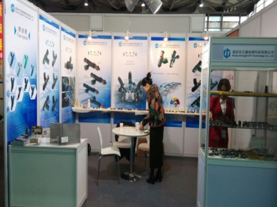 Automechanika Shanghai Exhibition from Dec. 9th to 11th, 2015